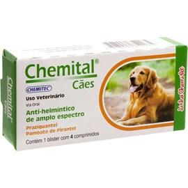 Chemital Cães Comprimidos