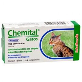 Chemital Gatos Comprimidos