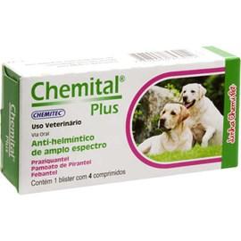 Chemital Plus Comprimidos