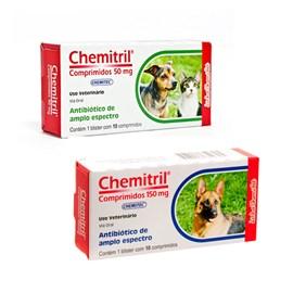 Chemitril Comprimido 50mg
