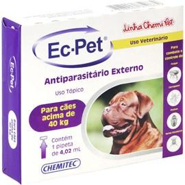 Ec-Pet acima de 40kg - 4,02 ml