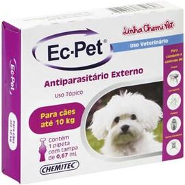 Ec-Pet até 10kg - 067 ml