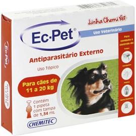 Ec-Pet de 11 a 20kg - 1,34 ml