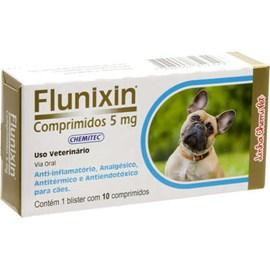 Flunixin Comprimidos 5mg