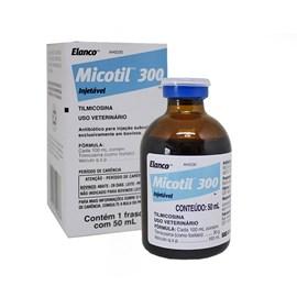 Micotil Injetável 300MG 50ml