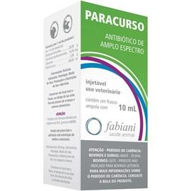 Paracurso 10ml